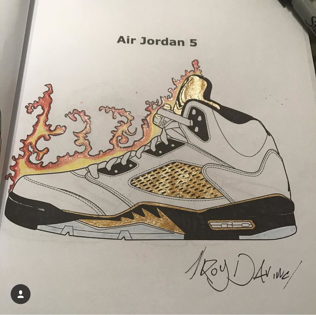- Air Jordan Coloring Book